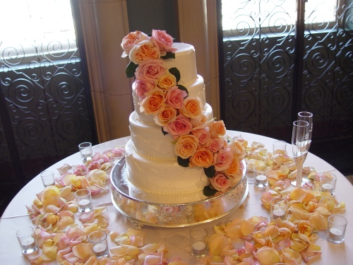 Custom Cake_Fort Worth Club