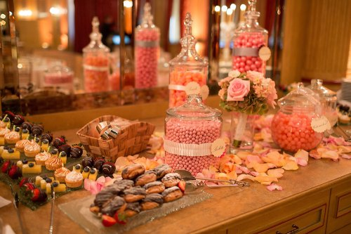 Candy Bar, Fort Worth Club_ Joseph Mark Photography