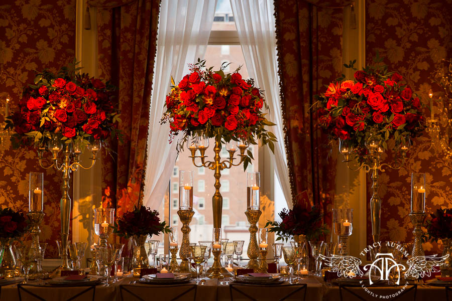 Camellia Rooms Fort Worth Club Events