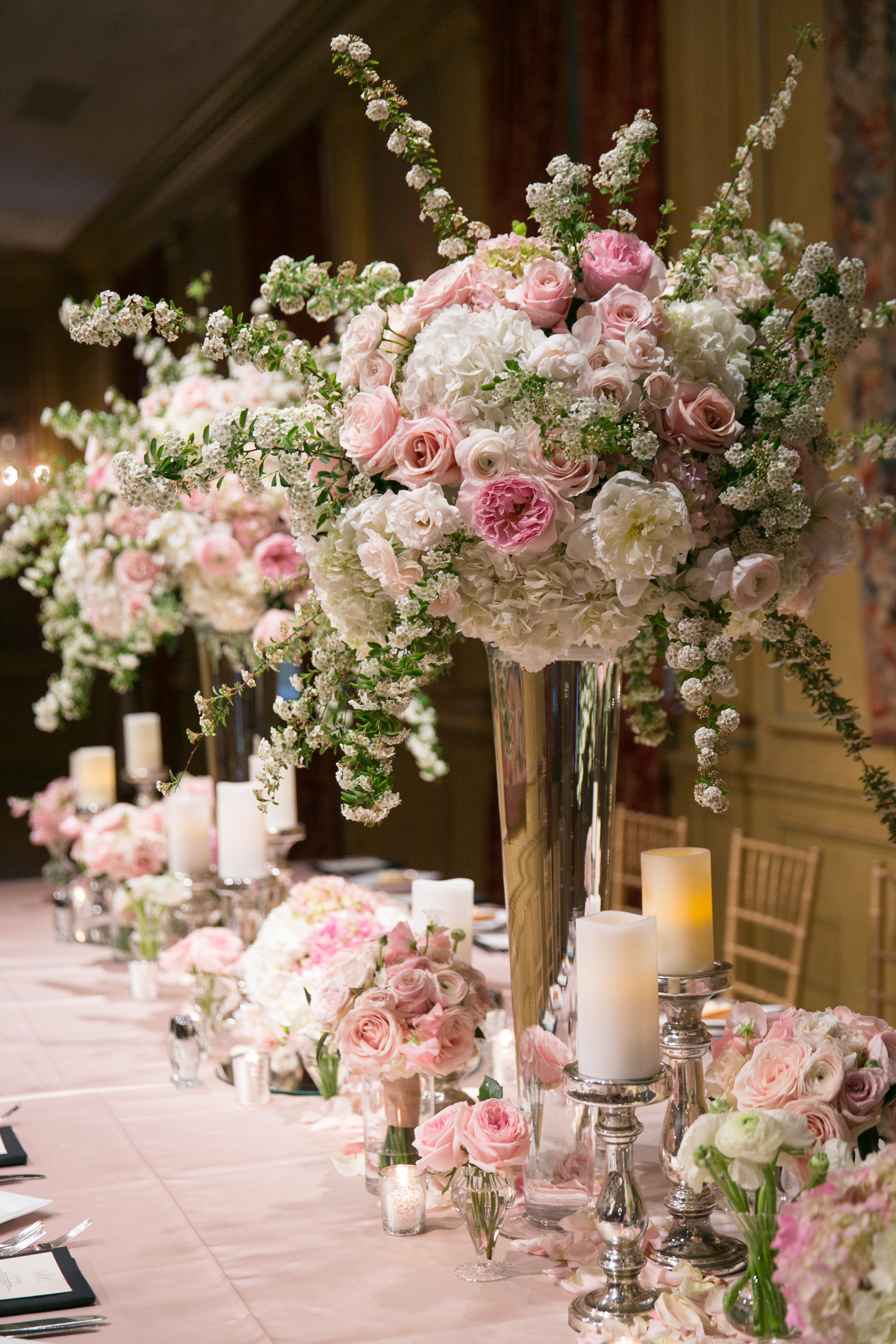 Featured Wedding: Yasmin Ettefagh and Scott Micek Fort